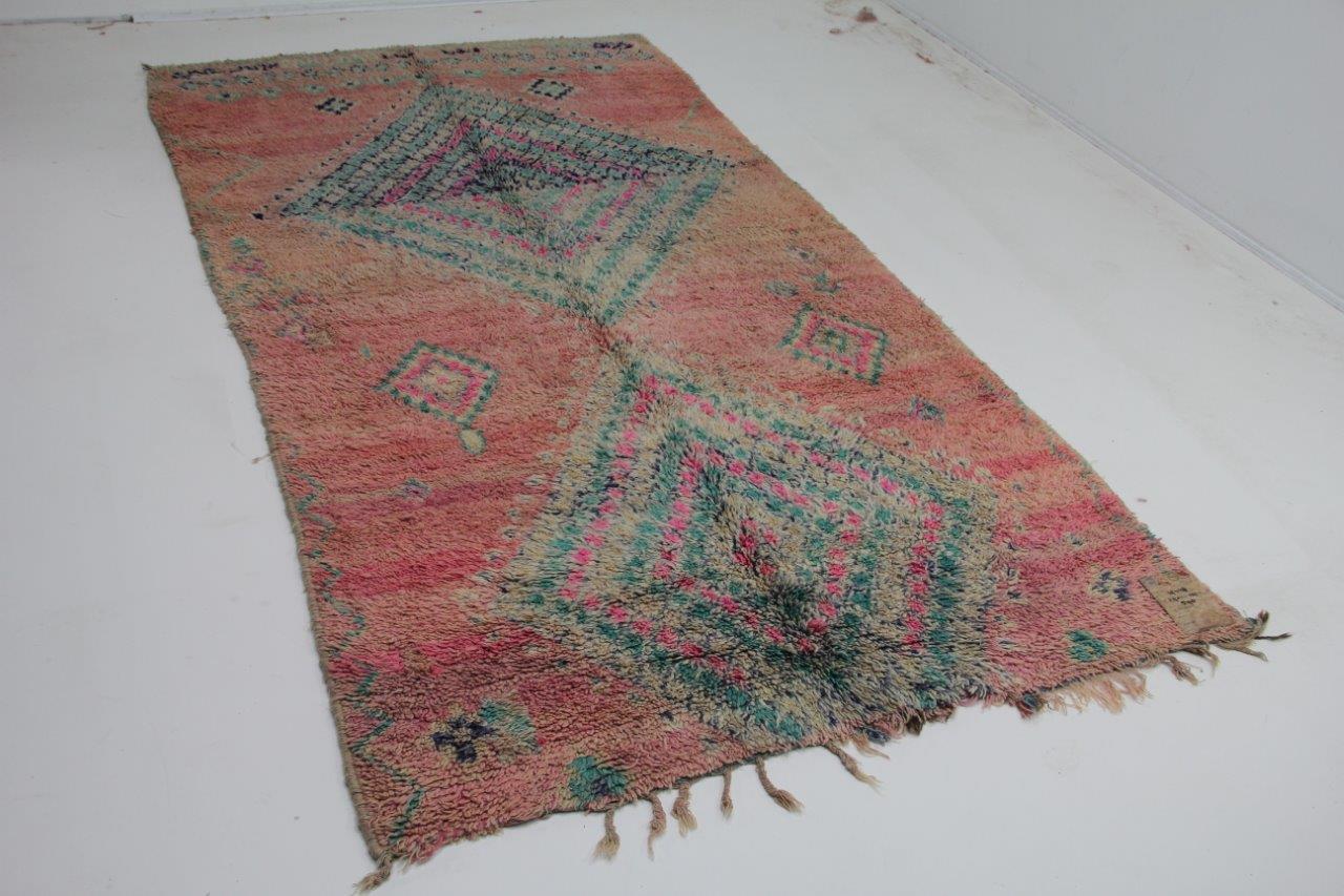 Beni mguild uit Marokko 19428 290cm x 155cm