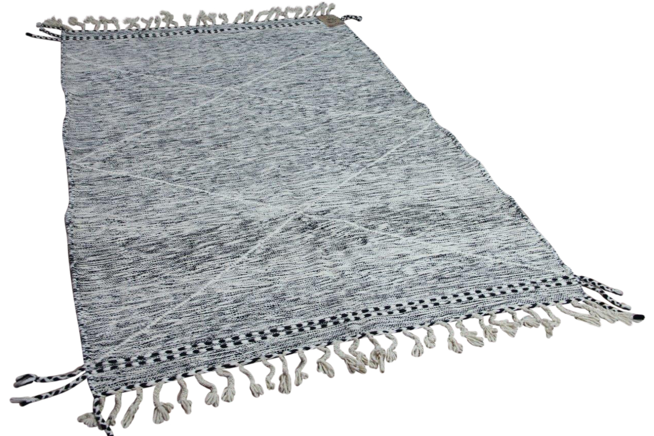 Beni ouarain vloerkleed platgeweven (geen hoge pool)  240cm x  150cm