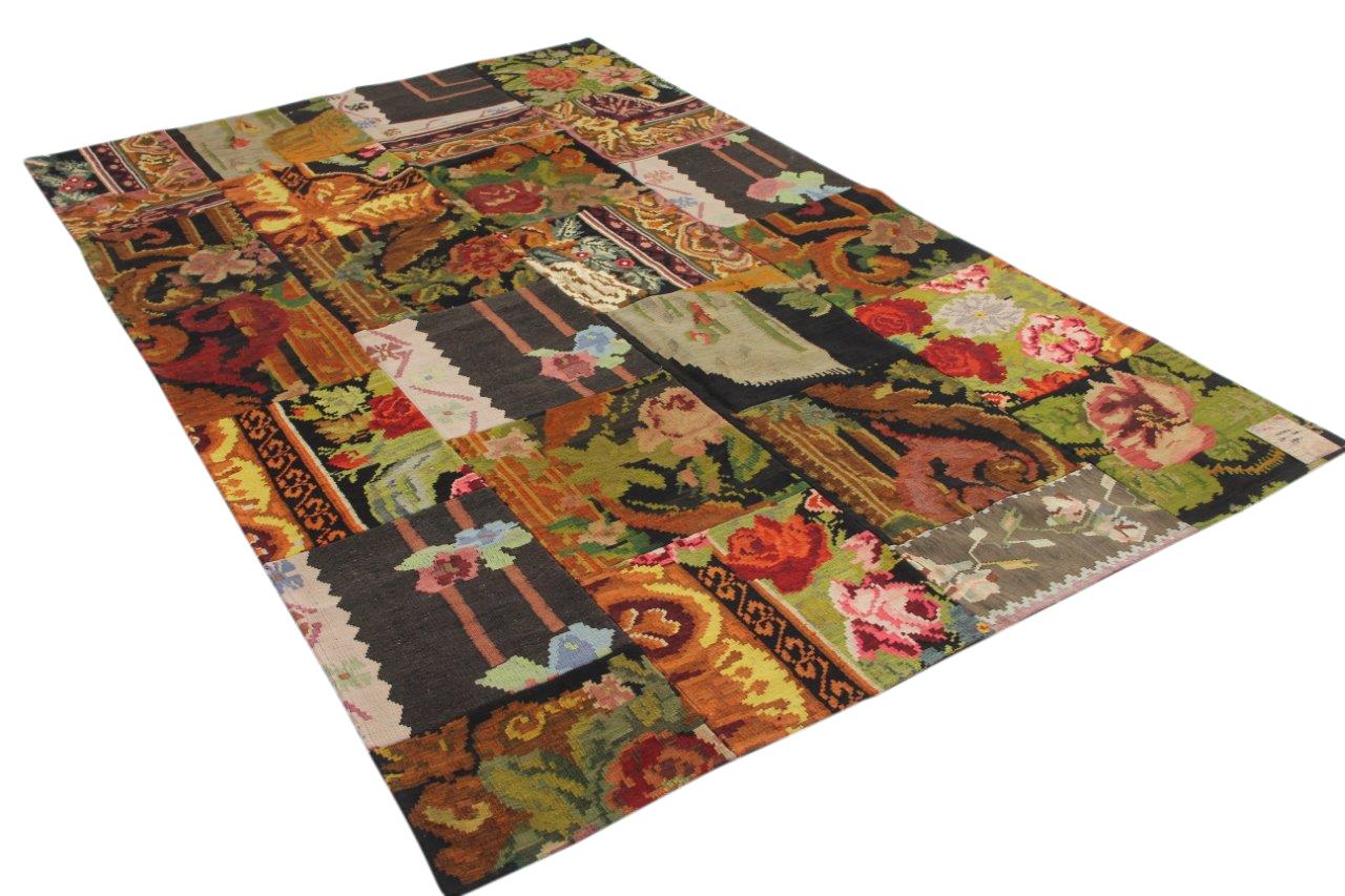 Rozenkelim patchwork 40297