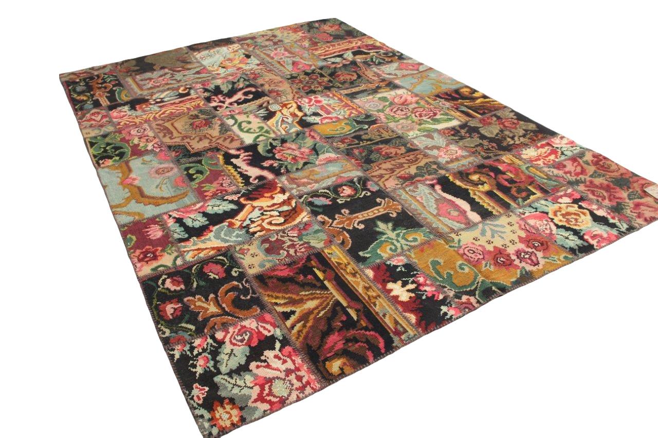 Rozenkelim patchwork 49275