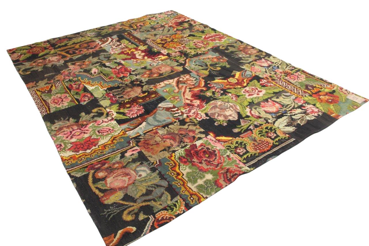 Rozenkelim patchwork 49600